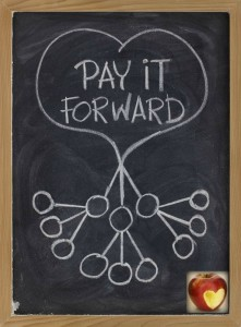 Pay it Forward w logo
