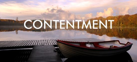 contentement